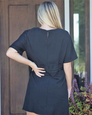 Business Casual Dress, Black