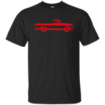 C10 70s Red Side - G200 Gildan Ultra Cotton T-Shirt