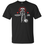 RDR2 Inspired Western T Shirts - Outlaw Life