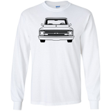 Chevy C10 67-68 - G240 Gildan LS Ultra Cotton T-Shirt