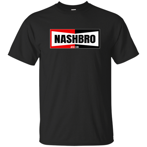 NashBro 19 Short Sleeve Dark -- G200 Gildan Ultra Cotton T-Shirt