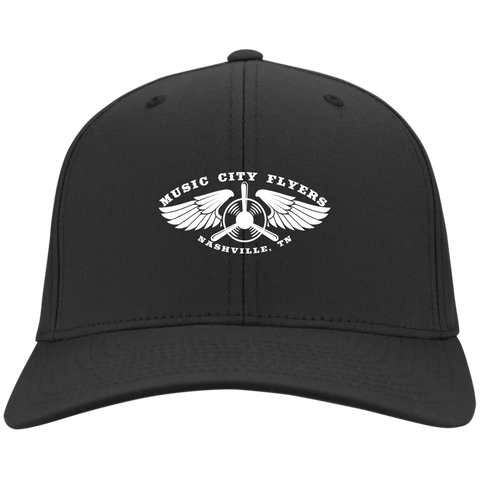 Music City Flyers  Twill Cap