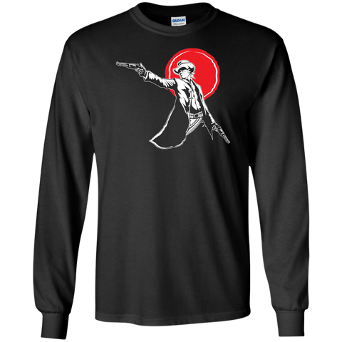 RDR2 Inspired Art - Gun Fighter Long Sleeve