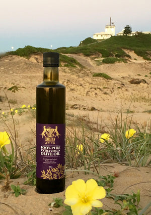 Extra Virgin Olive Oil: Barnea variety 250mls