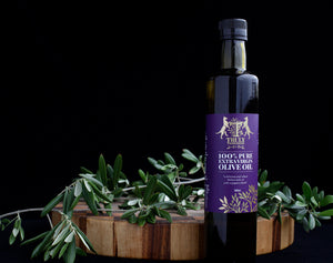 Extra Virgin Olive Oil: Frantoio  250mls