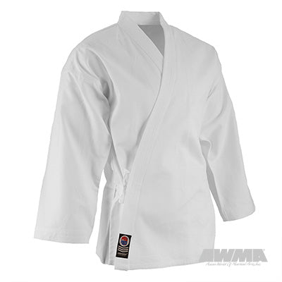 Karate Gi Top - White - 6oz