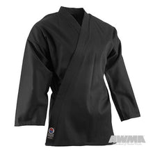 Load image into Gallery viewer, Karate Gi Top - Black - 6oz