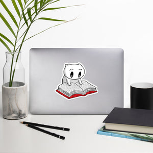 Taichito Reading Sticker