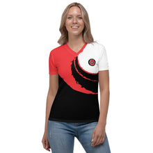 Load image into Gallery viewer, Women's V-neck - School Spirit