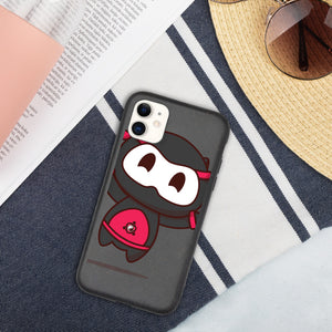 Biodegradable iPhone Case - Taichito!