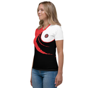 Women's V-neck - School Spirit