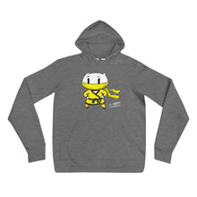 "Load image into Gallery viewer, Ninji ""Be a Warrior"" Adult Hoodie"