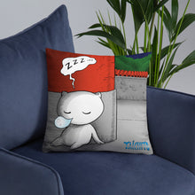 "Load image into Gallery viewer, 18"" Double-Sided Taichito Pillow"
