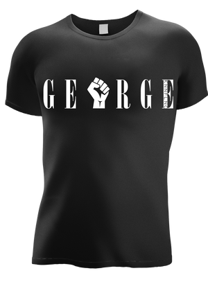 Power For George T-Shirt