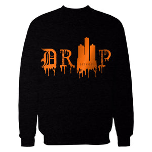 """DETROIT DRIP"" Krew Neck Vol. 2.5    (BNOO)"