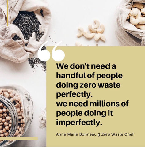 Ann Marie bonneau zero waste chef zero waste imperfectly