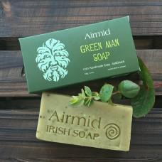 airmid Green man natural soap