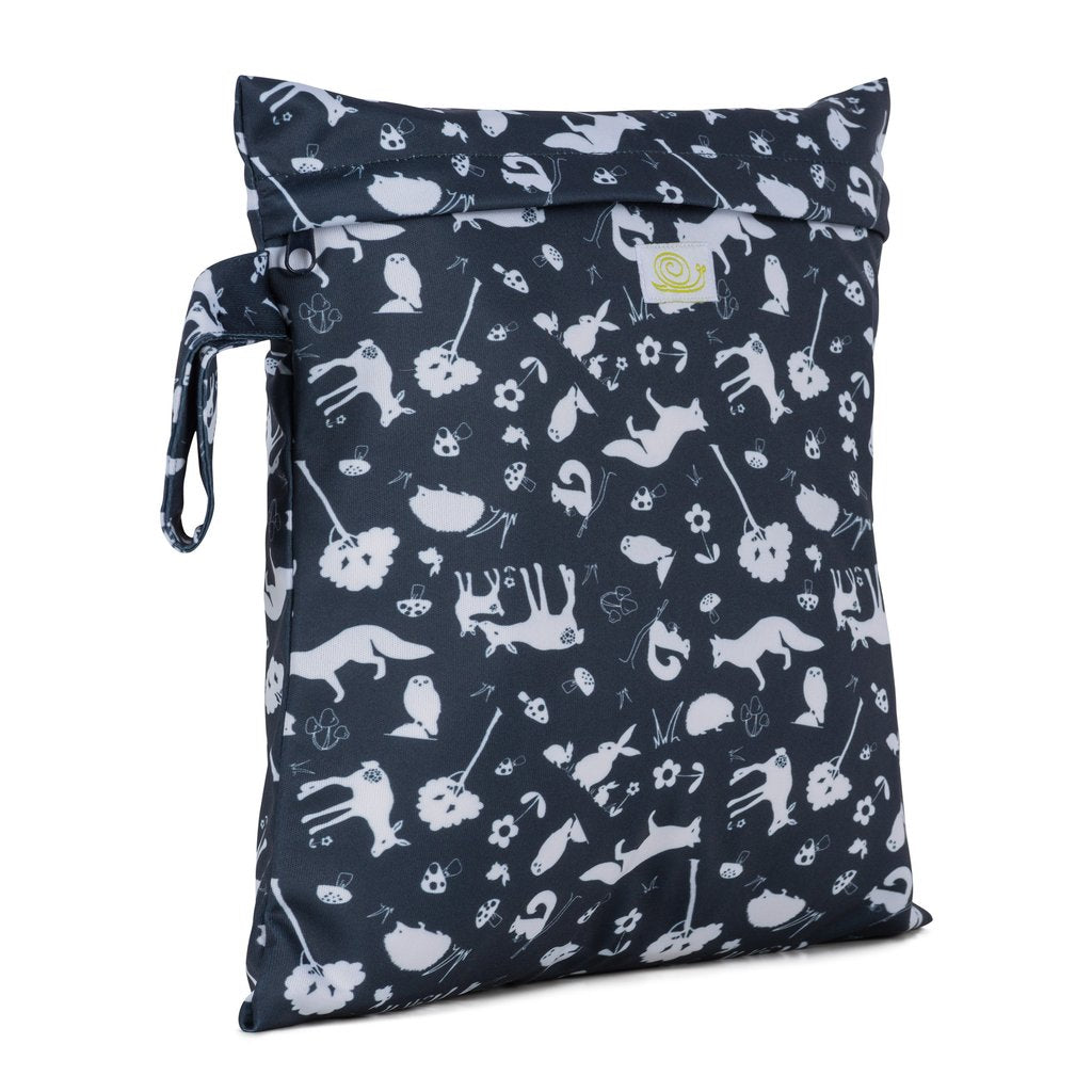 Baba and Boo Small Wet Bag for Cloth Nappies