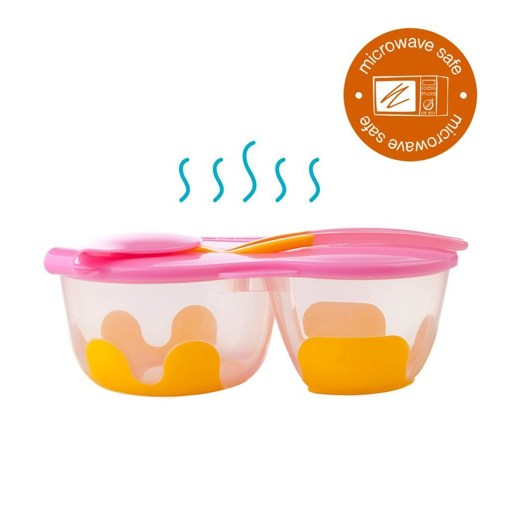 B.Box toddler snack pack pinkalily