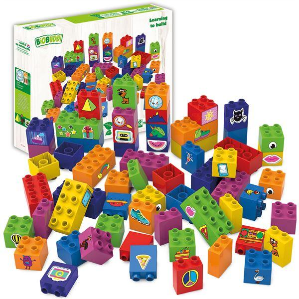 BiOBUDDi 100% plant based building blocks
