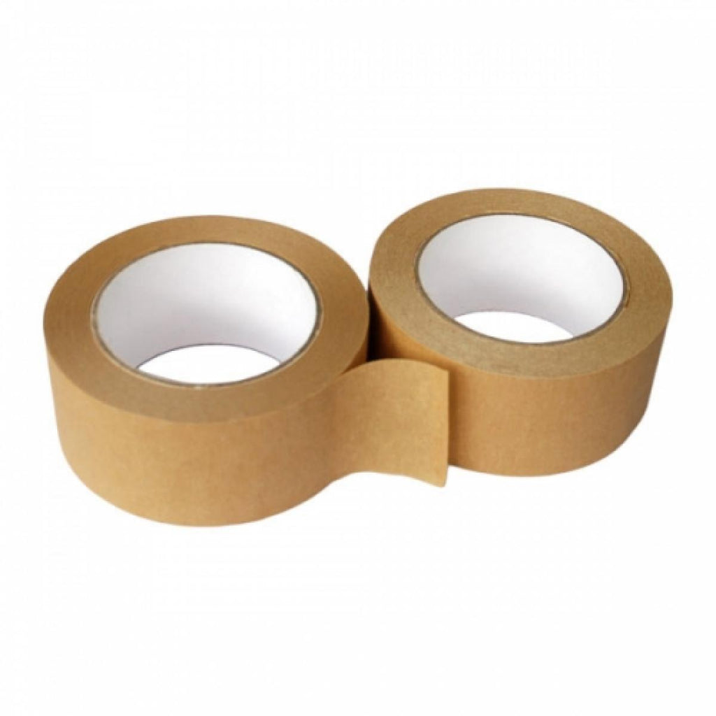 Biodegradable Brown Paper Tape 5cm wide