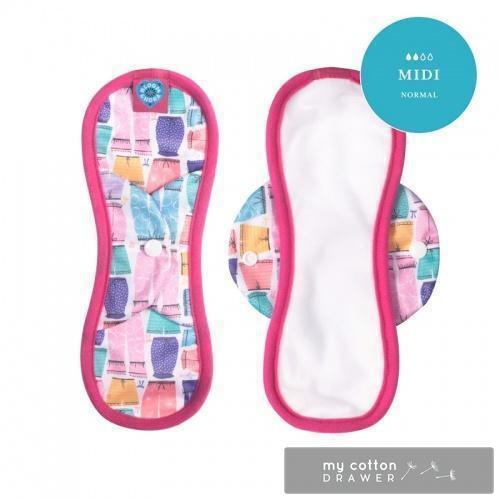 Bloom and Nora - Nora Midi Cloth Sanitary Pad gift box