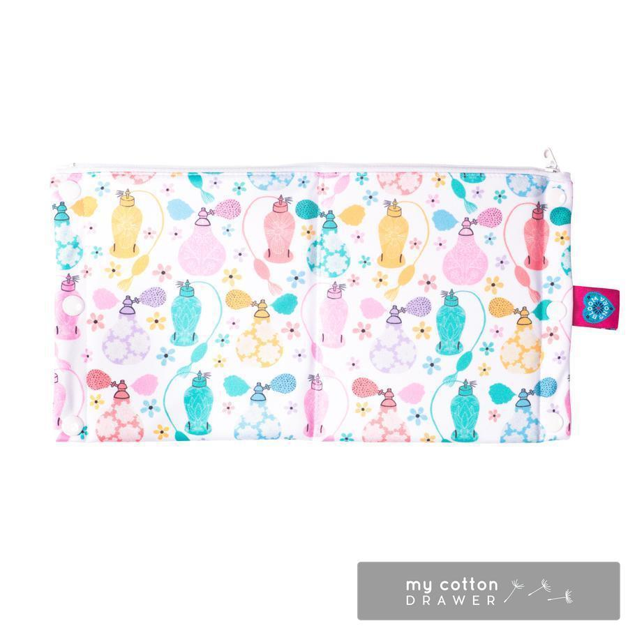 Bloom and Nora cloth sanitary pad storage bag