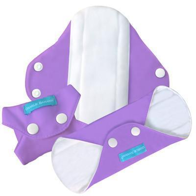 Charlie Banana washable reusable cloth sanitary pad