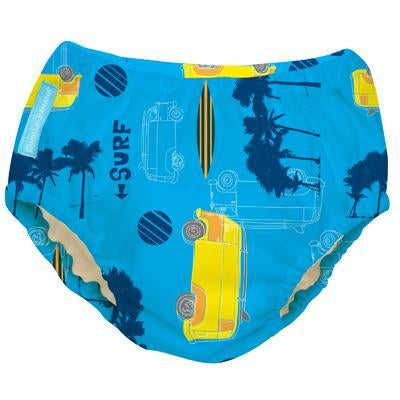 Charlie banana swim pants and training pants 2 in 1 Malibu