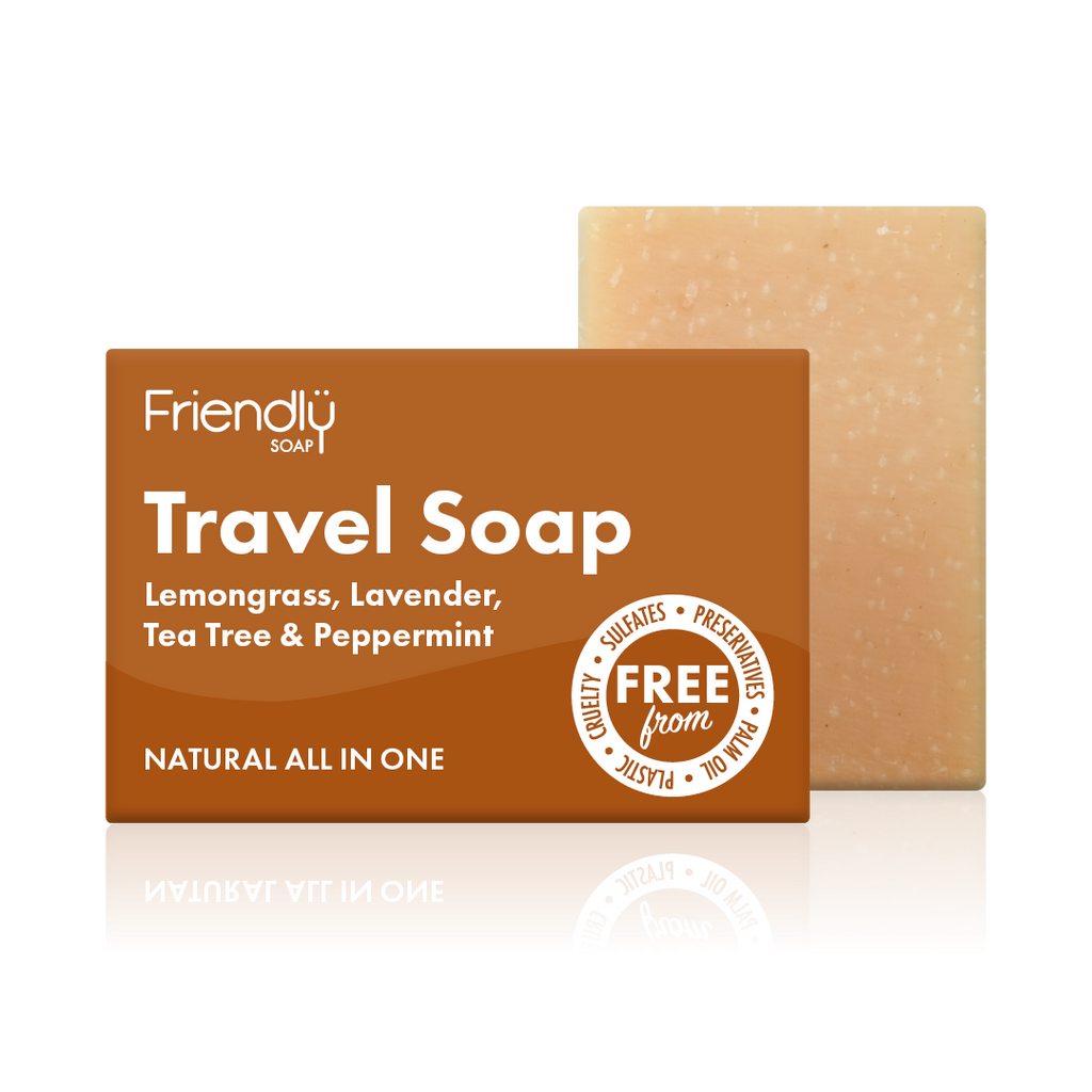 Friendly Soap Travel Bar