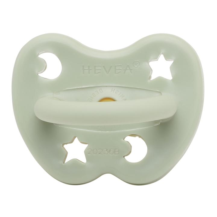 Hevea - Pacifier - Sea Green (3-36 months)