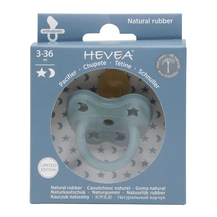 Hevea - Pacifier - Winter Sky (3-36 months)
