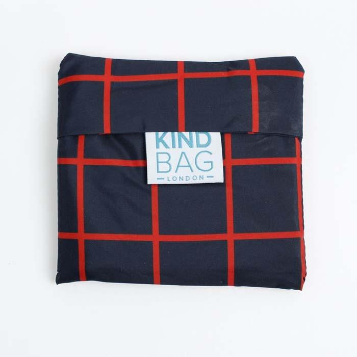 KIND BAG - Grid Reusable Shopping Bag