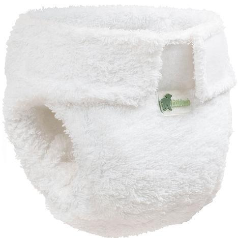 little lamb cotton fitted cloth nappy