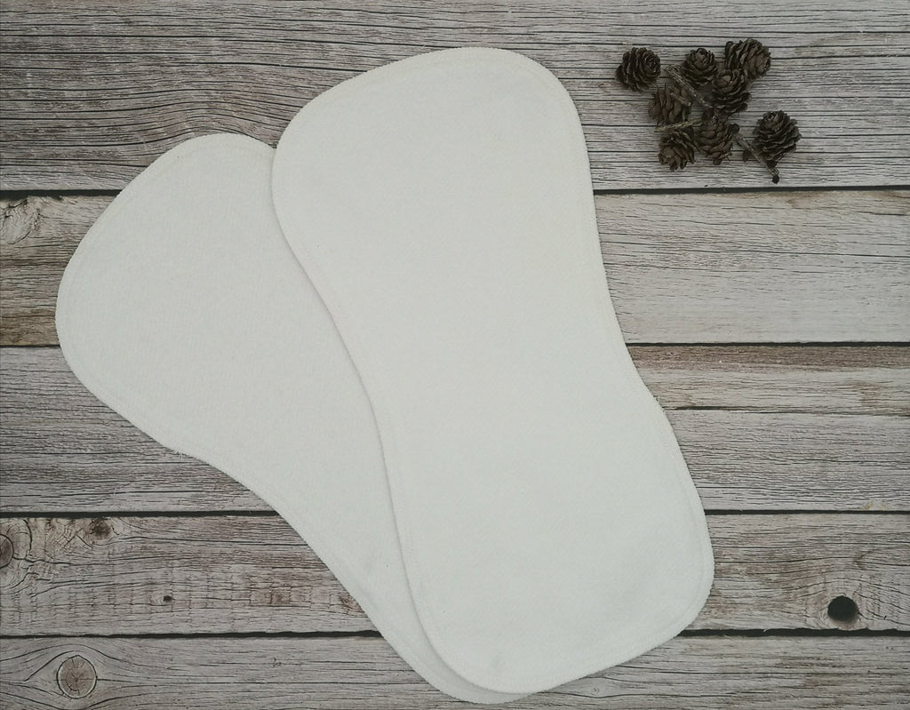 Little Lamb Nappies - Hemp Shaped Cloth Nappy Booster