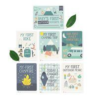 Milestone Cards - First Special Moments - Outdoor