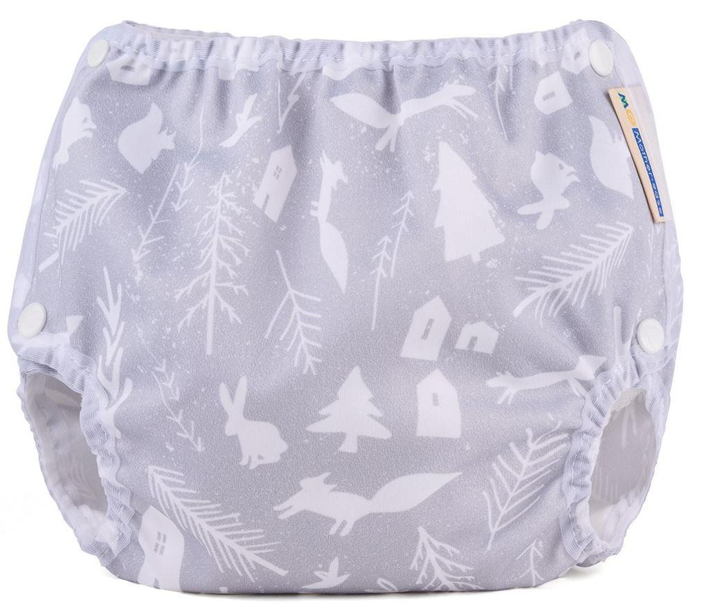Motherease airflow cloth nappy cover small nordic