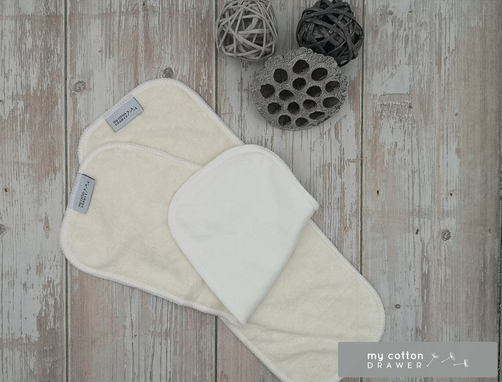 MY COTTON DRAWER bamboo pocket cloth nappy inserts
