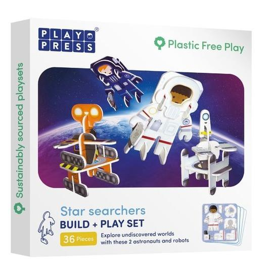PlayPress - Mini - Star Searchers