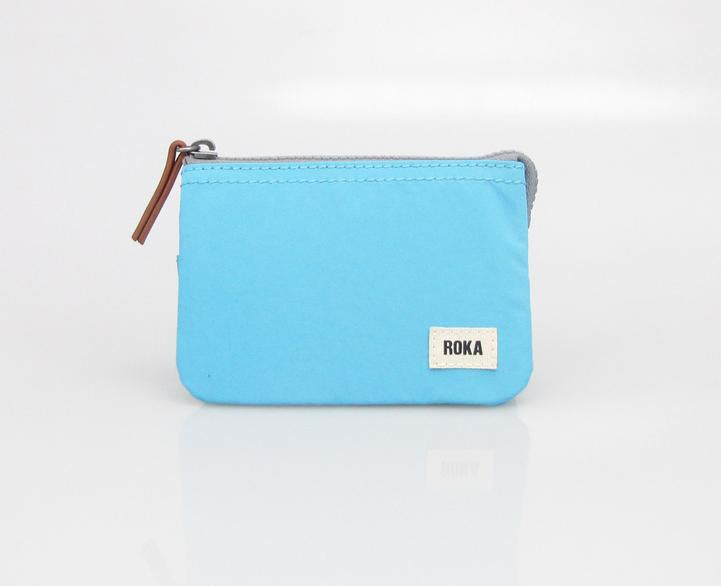 Roka London Carnaby Wallet - Turquoise