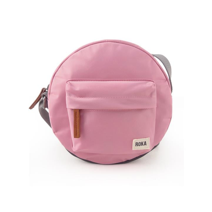Roka London Paddington Cross Body Bag - Antique Pink
