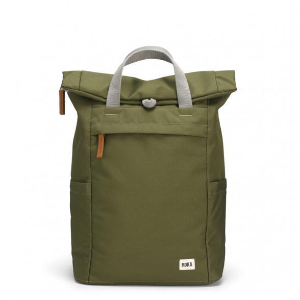 Roka London - Sustainable Finchley Bag Small Moss