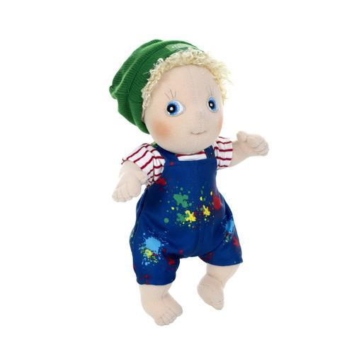 Rubens Barn Cutie Activity doll adam