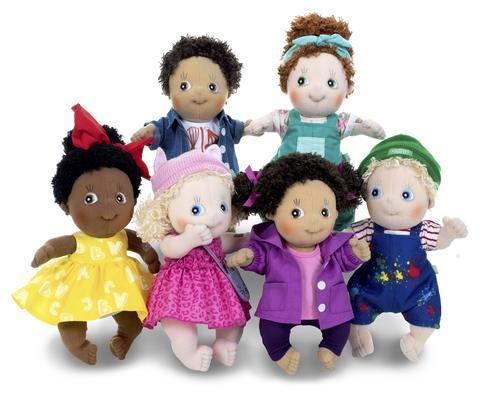 Rubens Barn cutie activity doll collection