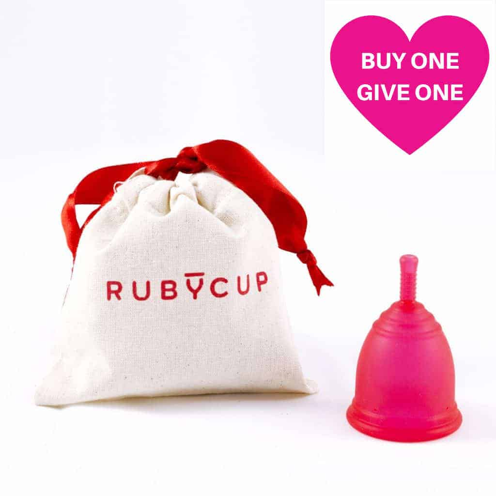 Ruby Cup - Small Menstrual Cup
