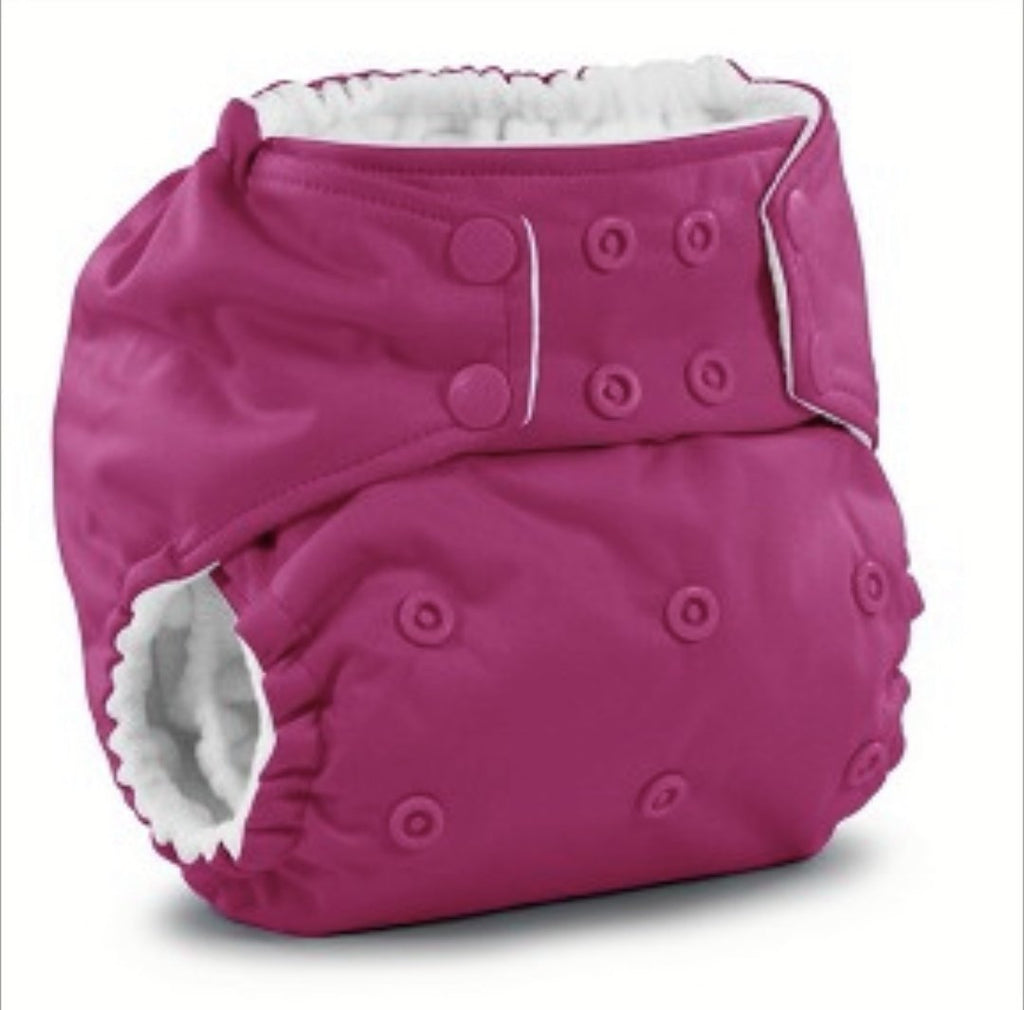 Rumparooz reusable pocket cloth nappy Purple
