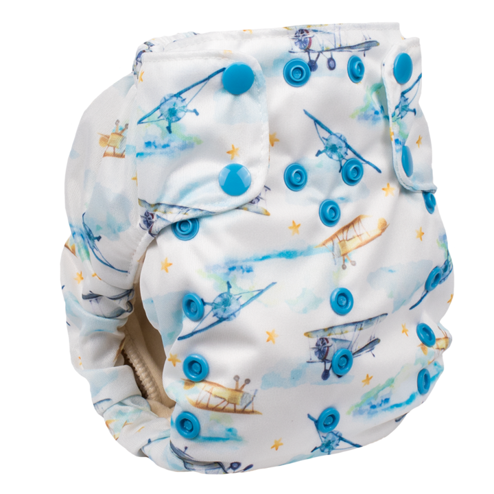 Smart Bottoms - 3.1 All in One Cloth Nappy