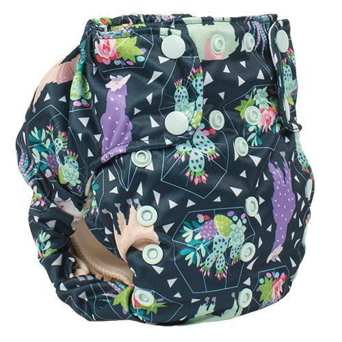 Smart bottoms 3.1 organic cotton cloth nappy Tina