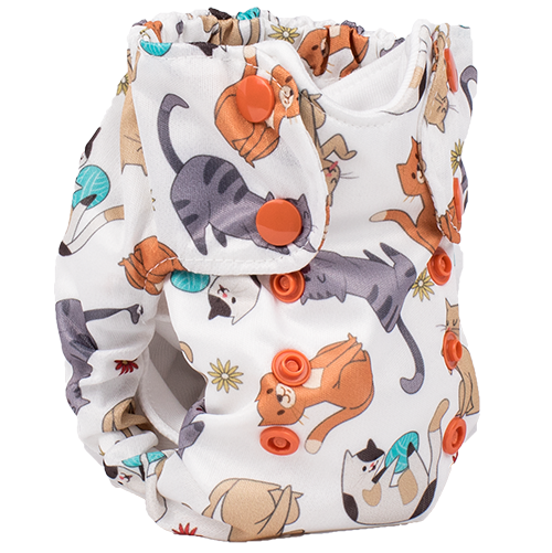 smart bottoms born smart newborn cloth nappy