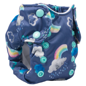 Smart Bottoms Born Smart 2.0 Newborn Cloth Nappy